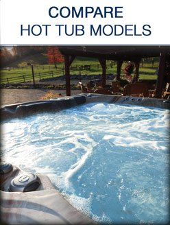 Compare Hot Tub Models